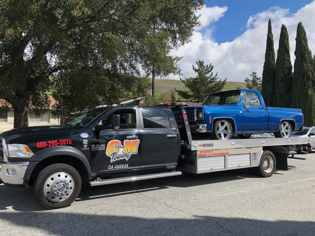 Finding the Best Towing Service for Your Truck