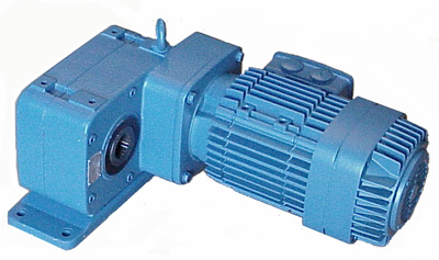 Gear Motors - Basic Principles of Operations